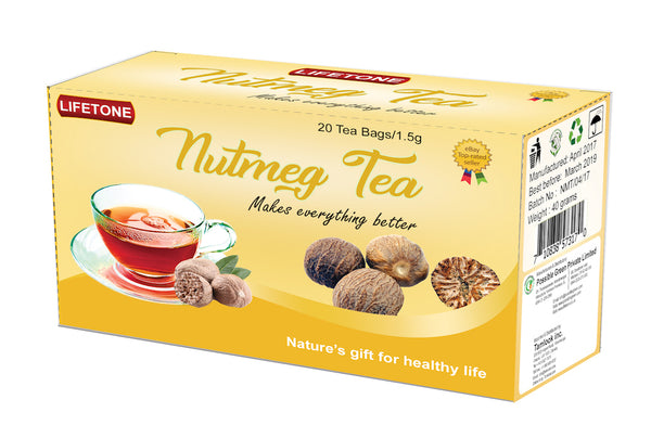 Nutmeg Tea