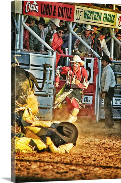 Bullfighter Canvas