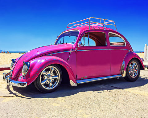 Love the Bug, Classic Volkswagen Beetle