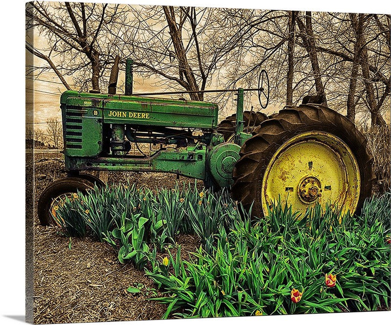 John Deere Canvas Don Schimmel Photography