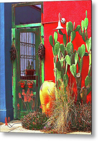 Old Presidio Metal Print