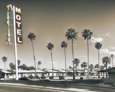 Dive Motel, Mesa, Arizona