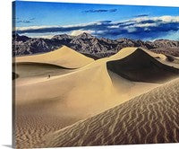 Death Valley Dunes,Death Valley National Park, California  Canvas