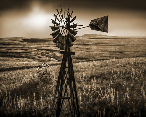 High Plains Metal Print