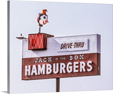 Jack In The Box, The Original Canvas