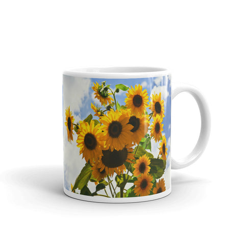 Reach for the Sky Mug