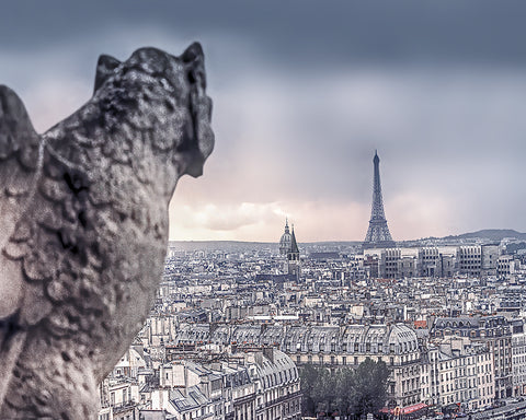 Paris, City of Light and Love