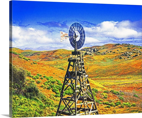 Pine Mountain Ranch Canvas