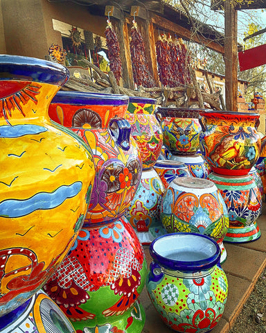 Pots and Chiles, Tubac, Arizona