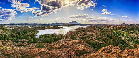 Grand View Panoramic, Prescott, Arizona