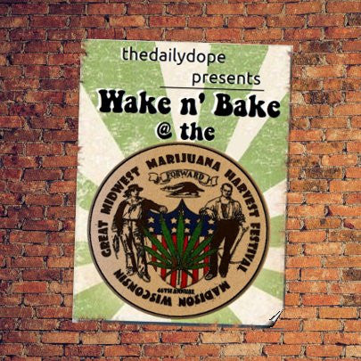 Wake n' Bake @ the Harvest Fest