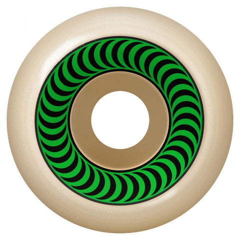 Spitfire Formula Four OG Classic Wheel Green 99DU 52mm