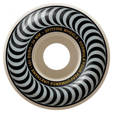 Spitfire Formula Four Classic Wheel Silver 101DU 54mm