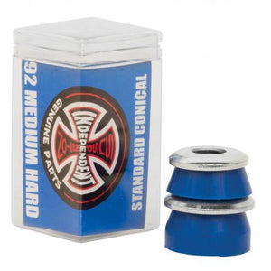 Indy Bushings Conical Medium Hard92 Blue