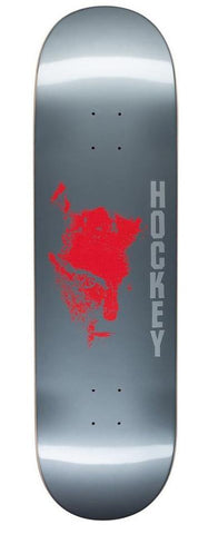 "Hockey ""Chaos - Grey"" Skateboard Deck 9"""