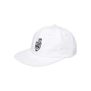 "Jet Lag Brothers ""Two Finger Salute"" hat"