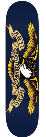 "Anti Hero ""Classic Eagle XLG"" Skateboard Deck 8.5"""