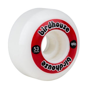 Birdhouse Logo Skateboard Wheels 99a 53mm
