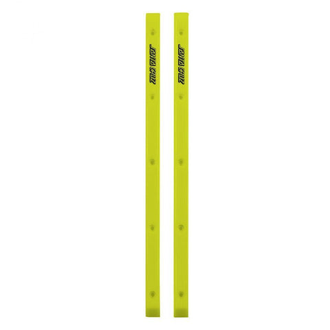 "Santa Cruz ""Cell Block Slimline"" (yellow) Rails"