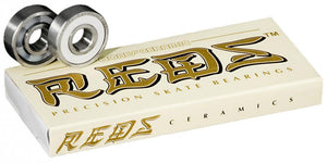 Bones Ceramic Reds 608 Skateboard Bearings