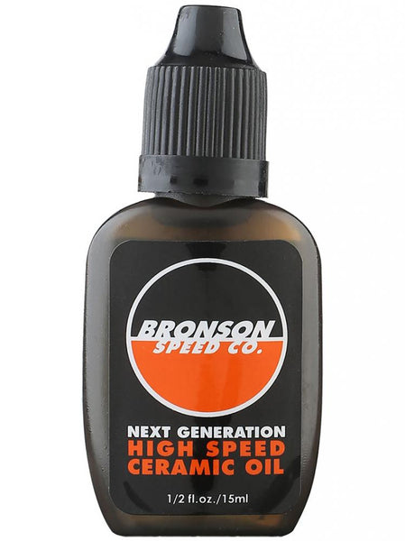 Bronson Speed Co. Oil - High Speed Ceramic Oil