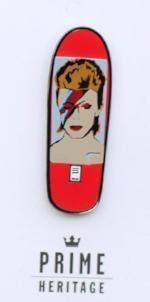 Prime David Bowie Pin