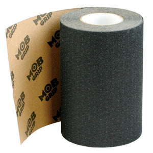 "Mob Grip tape black 10"" (board's length)"