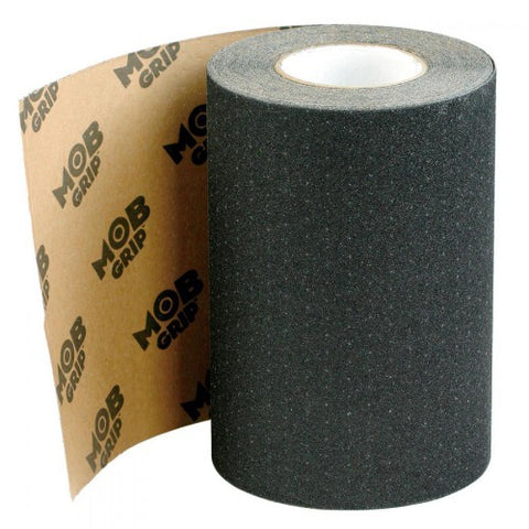 "Mob Grip tape black 9"" (board's length)"