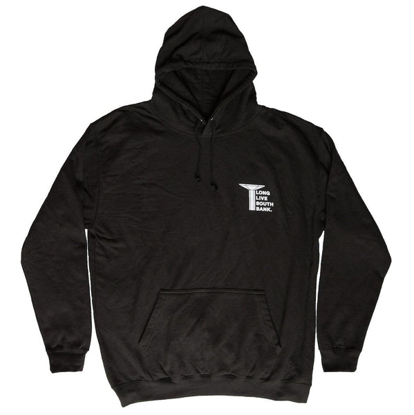 LLSB Archigram Hoody Black