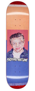 "Fucking Awesome ""Vincent Felt Classic Photo"" Skateboard Deck 8.5"""