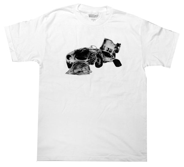 "Brixton's Baddest ""The Smokers: James Dean Car Crash"" Tshirt"