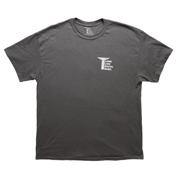 LLSB Pillar T-Shirt Concrete Grey