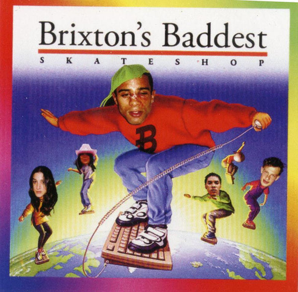 Brixton's Baddest sticker pack 2K19
