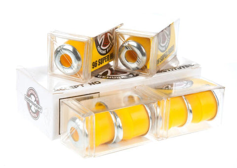 Indy Bushings Standard Cylinder Super Hard96 Yellow