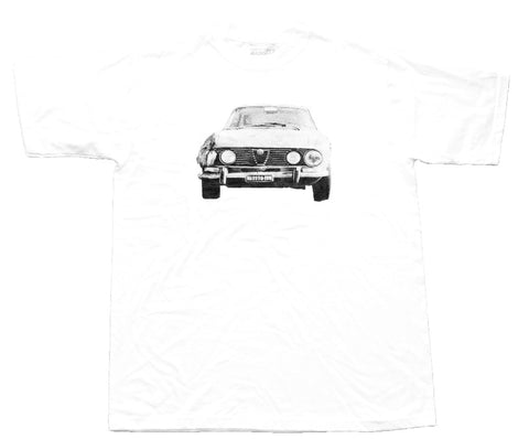 "Brixton's Baddest ""Movie Stars: Pasolini's Car Crash"" Tshirt"