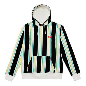 "Sex ""Slatter"" Striped Hood (lime stripe)"