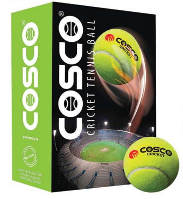 Cosco Tennis Ball Light Weight
