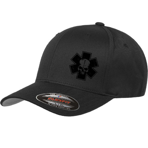 Black Cloud FlexFit  Hats - Black Cloud Apparel