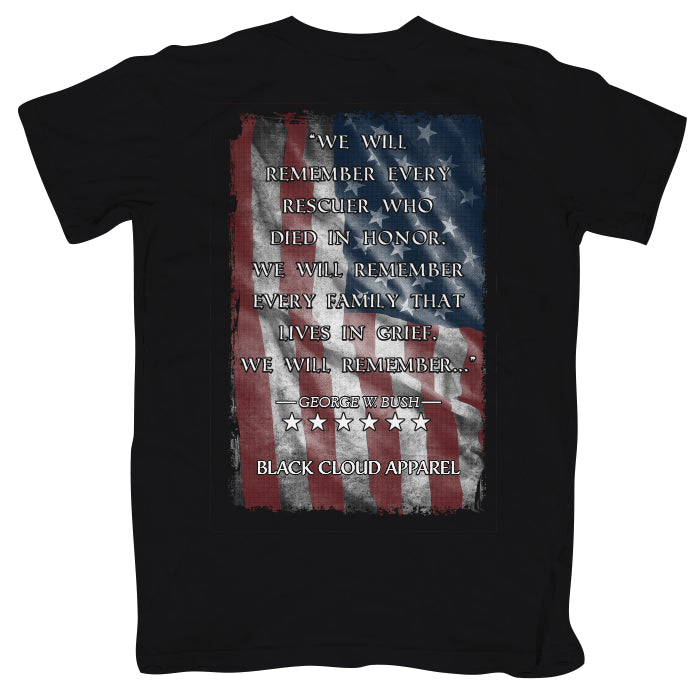 Patriot Day - Black Cloud Apparel
