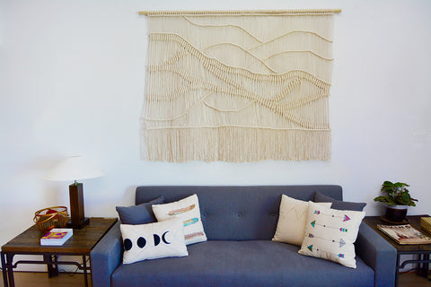 Macramé Large Wall Hanging