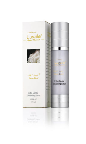 Luxele® Extra Gentle Cleansing Lotion