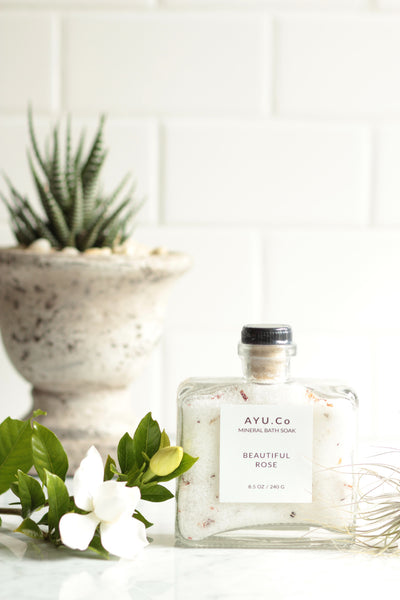 Ayu & Co. Mineral Bath Soak