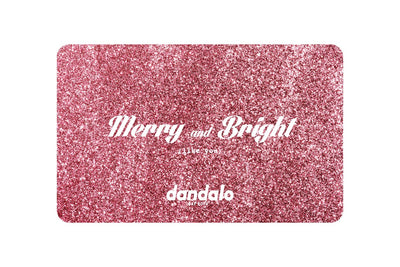 Gift Card - Bright Pink - dandalo