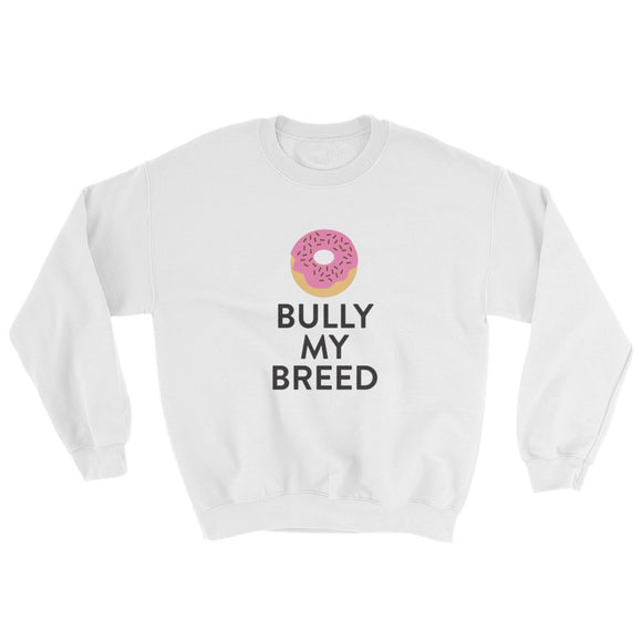 pit bull lovers sweatshirt, dog mom sweatshirt
