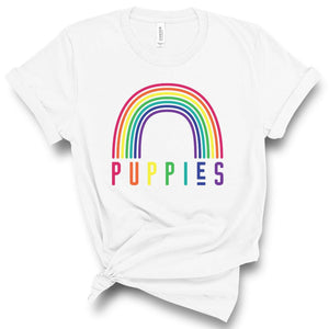 Puppies and Rainbows