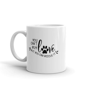 You Can Rescue Love Mug
