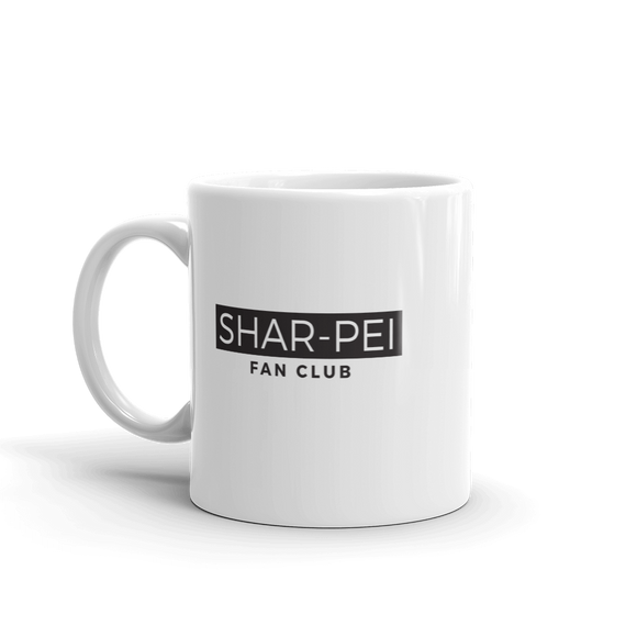 Shar-Pei Fan Club Mug