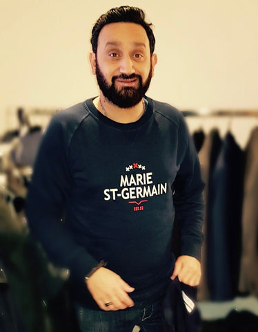 Cyril Hanouna TPMP AC.DELABAL Marie St Germain