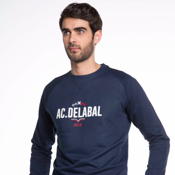 AC.DELABAL Sweat homme