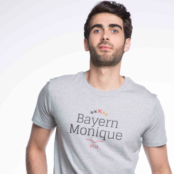 BAYERN MONIQUE t-shirt homme